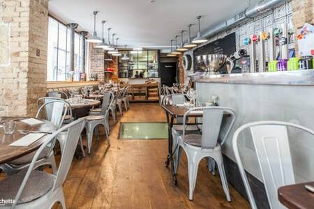 Atelier Ramey, Restaurant Paris Clignancourt #0