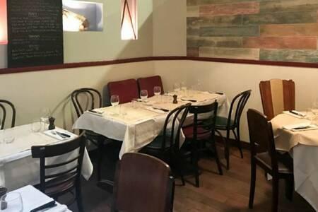 Au Bascou, Restaurant Paris Le Marais #0