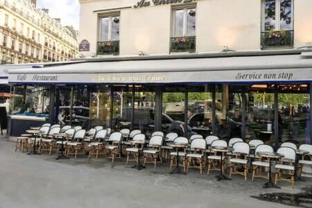 Au Chien Qui Fume, Restaurant Paris Les Halles  #0