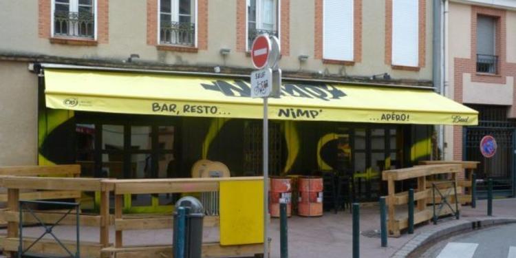 Le nimp, Bar Toulouse Gabriel péri #0