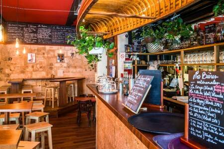 Au Nouveau Monde, Restaurant Bordeaux Victoire #0