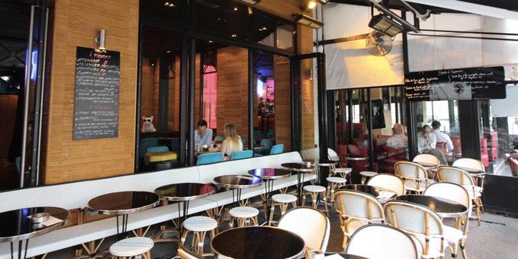 Upper Crèmerie, Bar Paris Étoile #0