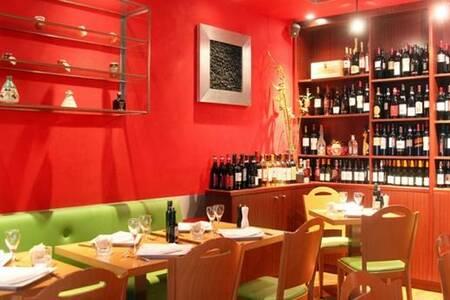 Au Risi E Bisi, Restaurant Paris L'Europe #0