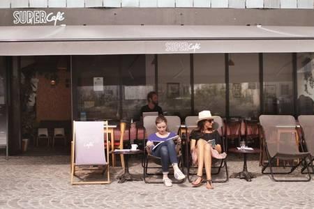Le Super Café, Bar Paris Père Lachaise #0