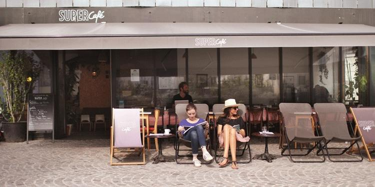Le Super Café, Restaurant Paris Père Lachaise #0