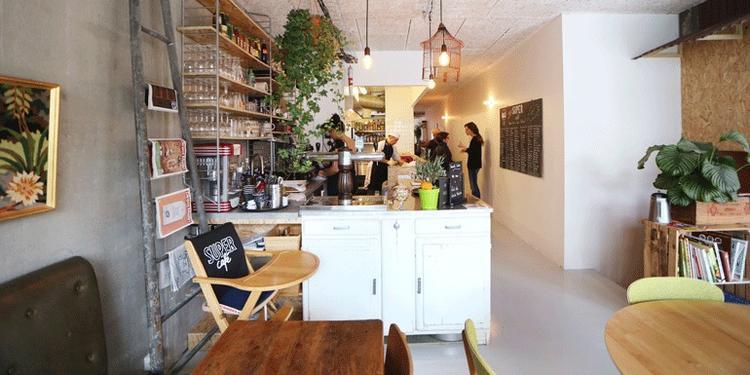 Le Super Café, Restaurant Paris Père Lachaise #1
