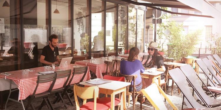 Le Super Café, Restaurant Paris Père Lachaise #2