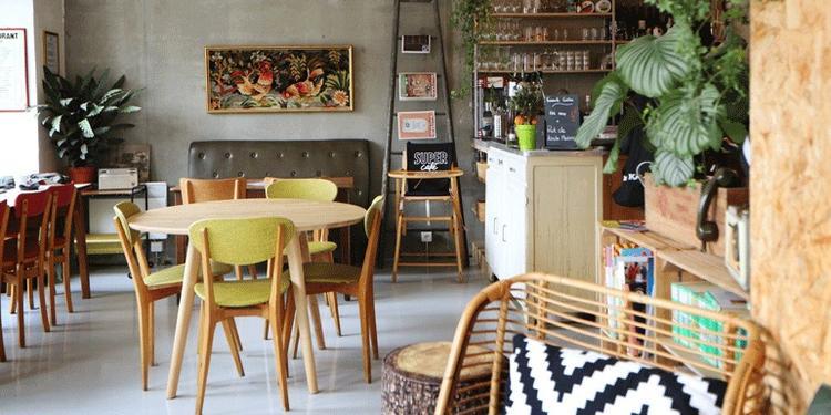 Le Super Café, Restaurant Paris Père Lachaise #3
