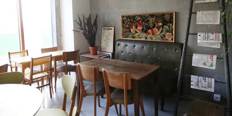 Le Super Café, Restaurant Paris Père Lachaise #6