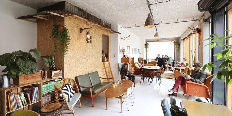 Le Super Café, Restaurant Paris Père Lachaise #9