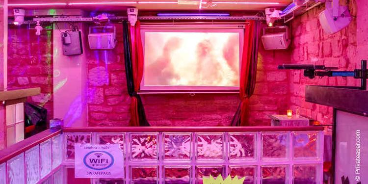Le 3W Kafé, Bar Paris Marais #1