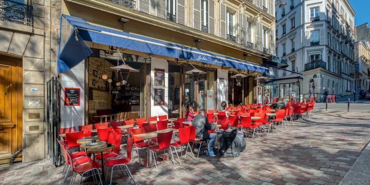 Les jolis mômes, Bar Paris Poissonnière #0