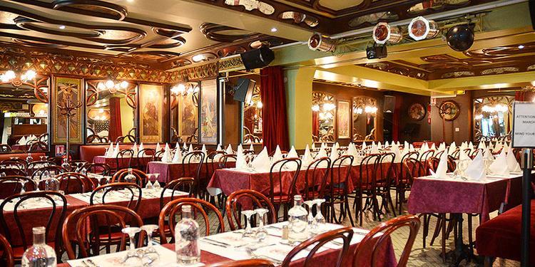 La Crémaillère 1900, Restaurant Paris Montmartre #0