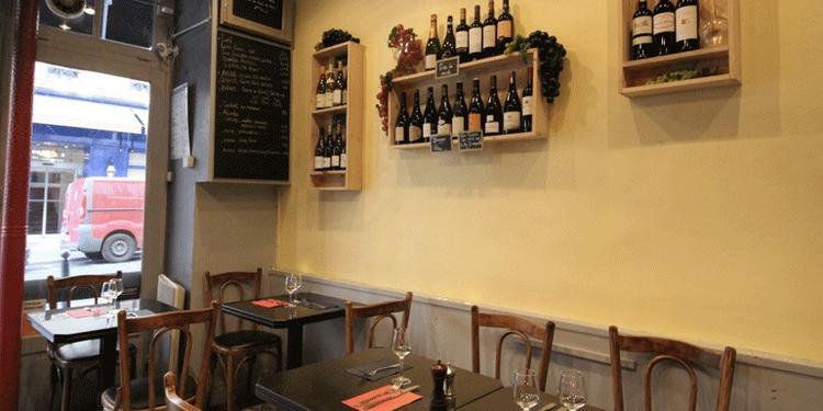 le Grain de Folie, Bar Paris Saint Georges #0