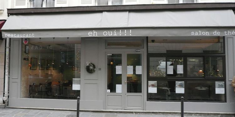 Eh oui !!!, Restaurant Paris Invalides #2