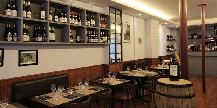 L'Envigne, Restaurant Paris Saint Lazare #0