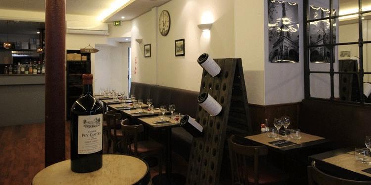 L'Envigne, Restaurant Paris Saint Lazare #2