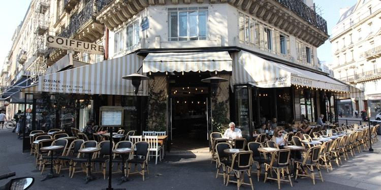 Le Grand Cerf, Bar Paris Bonne-Nouvelle #0