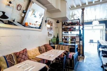Avli, Restaurant Paris Porte Saint-Denis #0