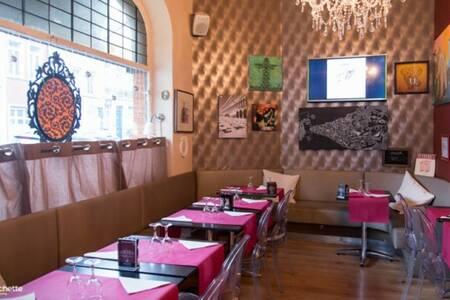Baristo, Restaurant Lille Lille Centre #0