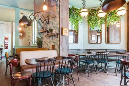 Le Fief Breton, Bar Paris Bourse #0
