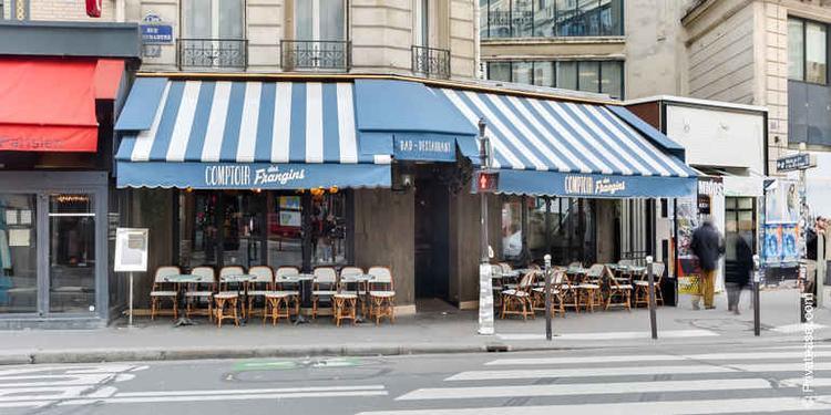 Le Comptoir des Frangins, Bar Paris Bourse #0