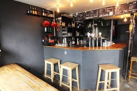 Udo Bar, Bar Paris Oberkampf #0