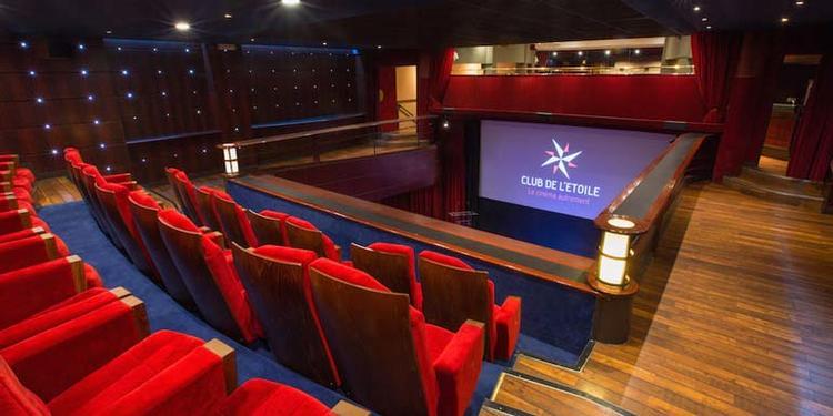 Le Club de l'Etoile, Salle de location Paris Ternes #2