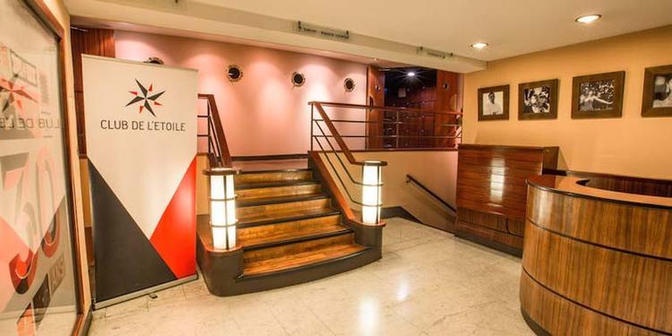Le Club de l'Etoile, Salle de location Paris Ternes #4