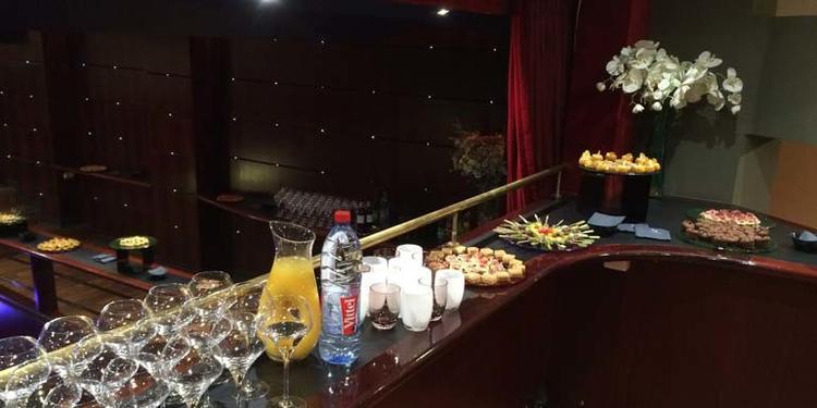Le Club de l'Etoile, Salle de location Paris Ternes #6