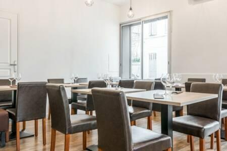 Bistrot Granoux, Restaurant Marseille Sebastopol #0