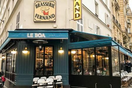 Boa, Restaurant Paris  #0