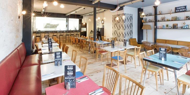 Le Bar à Burger (le BAB), Restaurant Paris Canal Saint-Martin #0