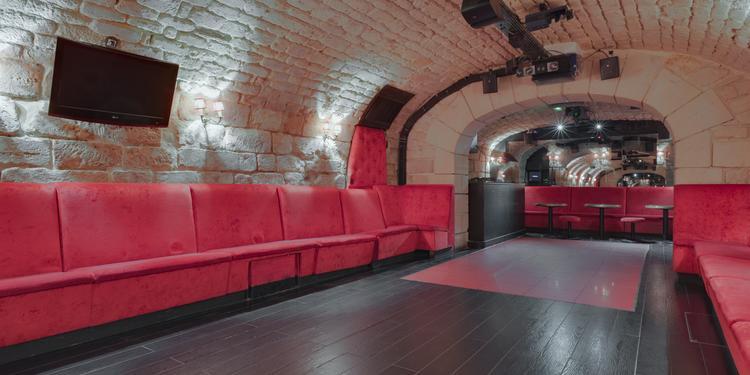 Le Privé, Salle de location Paris Quartier latin #0