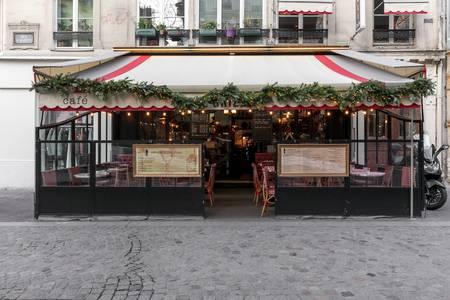 Le Grizzli Café, Bar Paris Beaubourg #0
