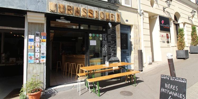 Le Jurassique Snack, Bar Paris Montmartre #0