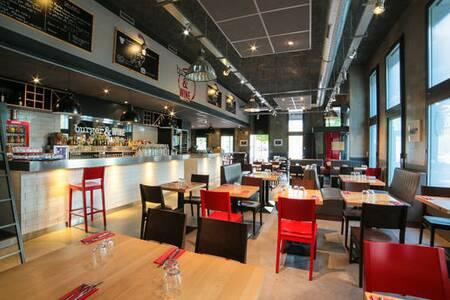 Burger & Wine, Restaurant Lyon Confluence #0
