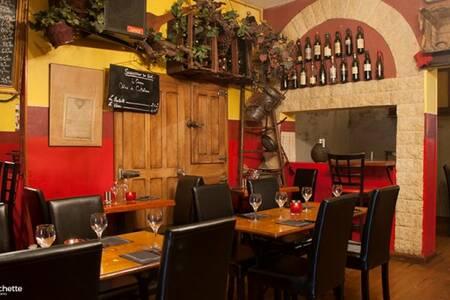 Café Vian, Restaurant Marseille Notre Dame du Mont #0