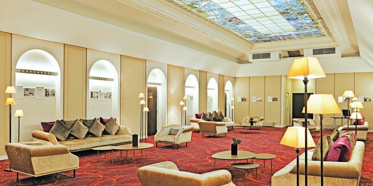 Hôtel Provinces Opéra : Salon Verrière, Salle de location Paris Bonne nouvelle #0