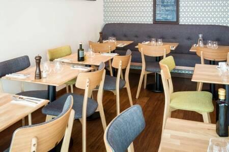 Casta Diva, Restaurant Paris  #0
