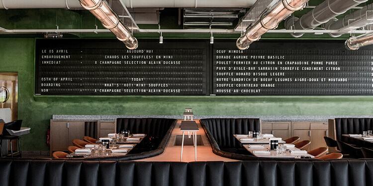 Champeaux, Restaurant Paris Les Halles #0