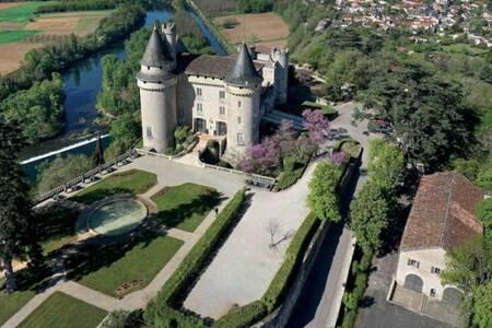 Château De Mercuès, Restaurant Mercuès  #0