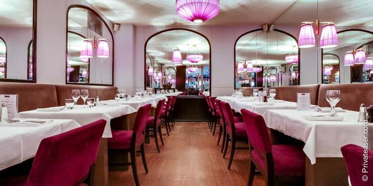L'Envue, Restaurant Paris Madeleine #2