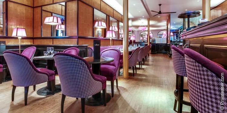 L'Envue, Restaurant Paris Madeleine #5