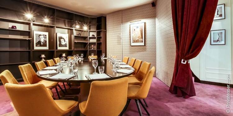 L'Envue, Restaurant Paris Madeleine #7