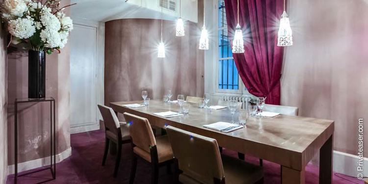 L'Envue, Restaurant Paris Madeleine #8