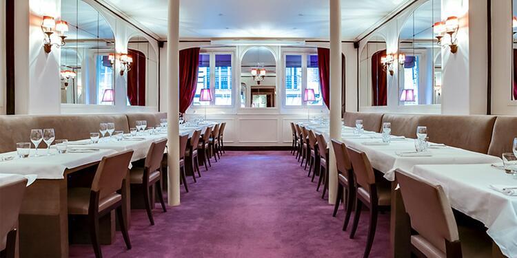 L'Envue, Restaurant Paris Madeleine #0