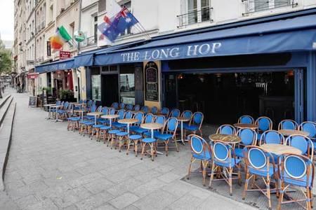 The Long Hop, Bar Paris Sorbonne #0