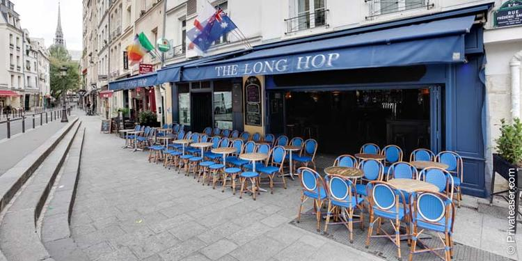 The Long Hop, Bar Paris Sorbonne #0