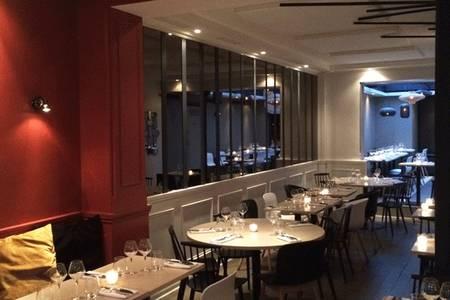 Le Dix-huit (FERMÉ), Restaurant Paris Ternes #0
